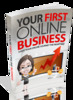 Thumbnail Your First Online Business-with Master Resale/Giveaway Right
