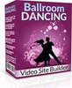 Thumbnail Ballroom Dancing Video Site Builder-with Master Resale/Givea