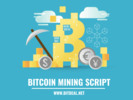 Thumbnail Bitcoin-Mining-Script BITMINERS v2.0